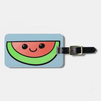 Cute Kawaii Melon! Luggage Tag