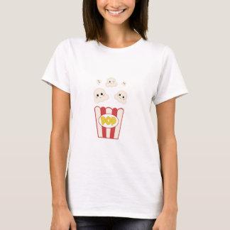 Cute Kawaii Popcorn T-Shirt
