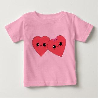 Cute Kawaii Sweethearts in Love Infant T-shirt