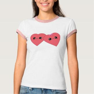 Cute Kawaii Sweethearts in Love T-shirt