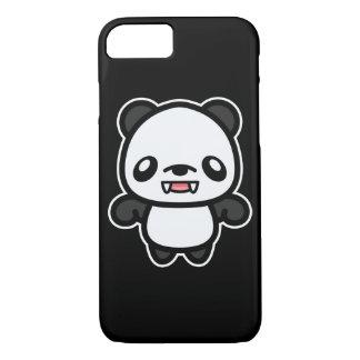 Cute Kawaii Vampire Panda iPhone 8/7 Case