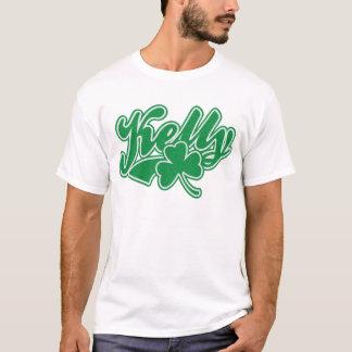 Cute Kelly Irish Shamrock T-Shirt