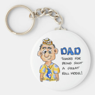 Cute Keychains for Happy Father's Day