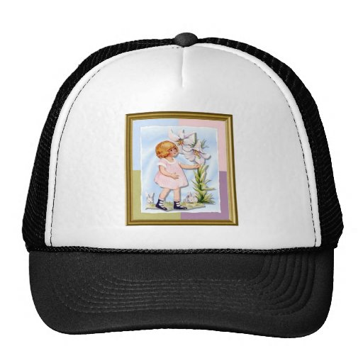 Cute kids trucker hats