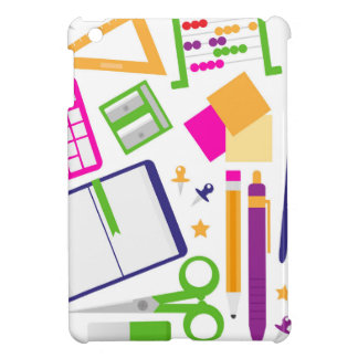 Cute kids pastels design edition case for the iPad mini