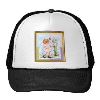 Cute kids trucker hat