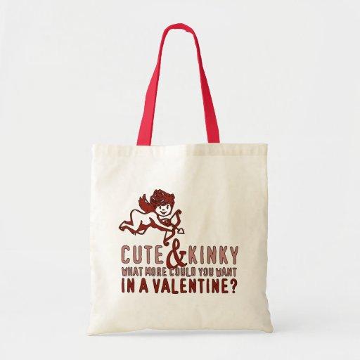Cute & Kinky Valentine Tote Bags