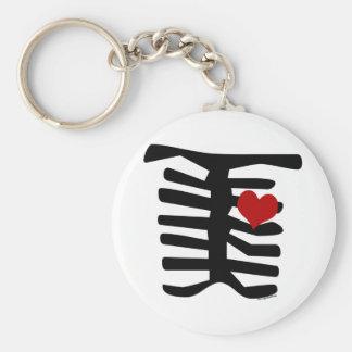 Cute & Kinky Valentine Lips Keychain