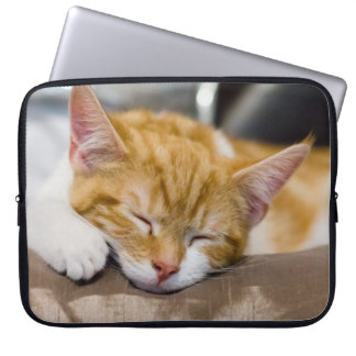 Cute Kitten Computer Sleeves