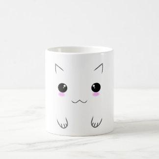 Cute Kitten Face Magic Mug