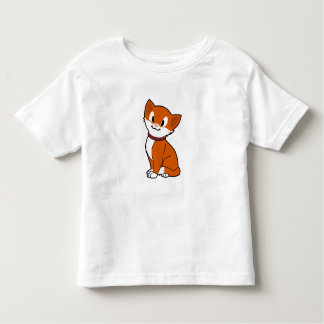 Cute Kitten Kids T-shirt