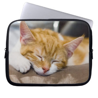 Cute Kitten Laptop Sleeves