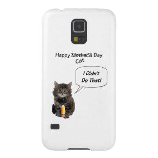 Cute Kitten Mothers Day Samsung Galaxy Case