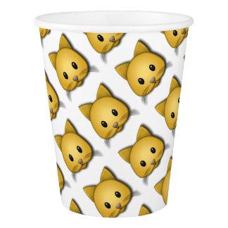 Cute Kitten Paper Cup