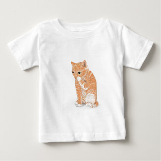 Cute Kitten  Products Baby T-Shirt