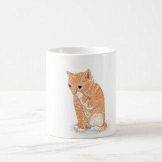 Cute Kitten  Products Coffee Mug