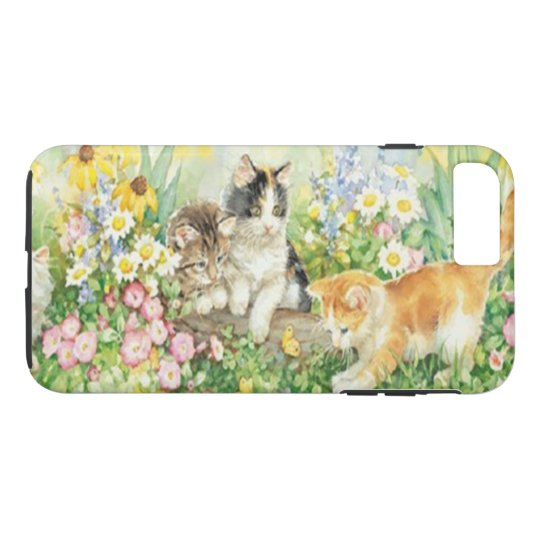 Cute Kittens iPhone 7 Case