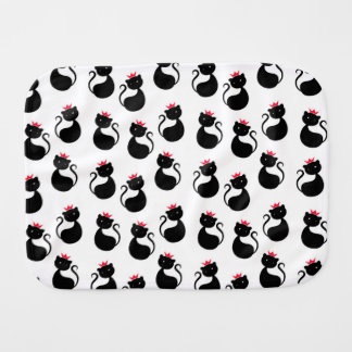 Cute Kitties Burp Cloth