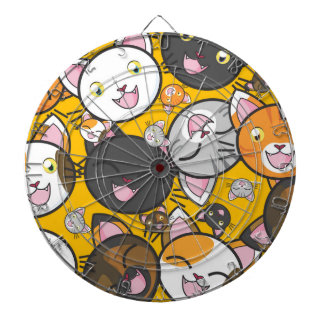 Cute Kitties Dartboard