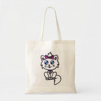 Cute kitty- bag