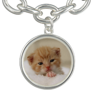 Cute kitty bracelet