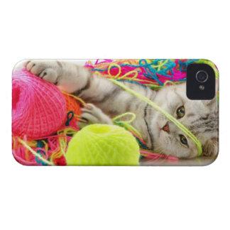 Cute Kitty Case-Mate iPhone 4 Case