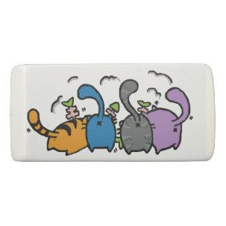 Cute Kitty Eraser