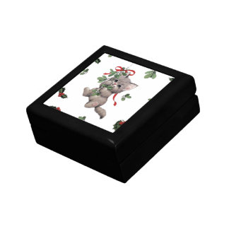 Cute Kitty Jewelry and Collectibles Box