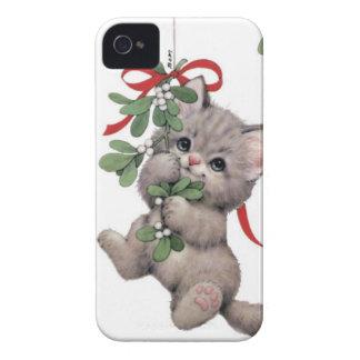 Cute Kitty Mate Case, iPhone4 iPhone 4 Case-Mate Case
