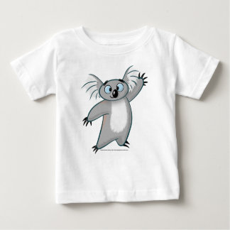 Cute Koala A friendly hello. Baby T-Shirt