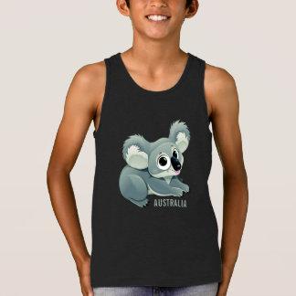 Cute Koala custom text shirts & jackets