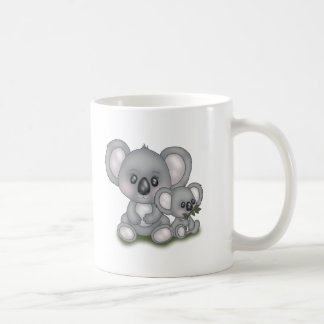 Cute Koala with Baby Coffee Mug