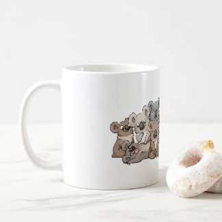 Cute Koalas Coffee Mug