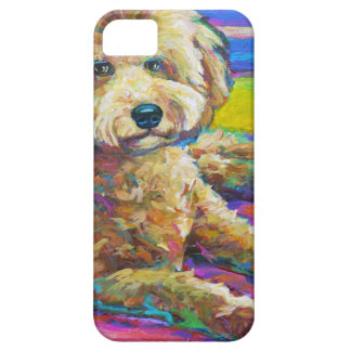 Cute LABRADOODLE iPhone 5 Cover