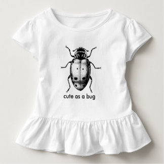 Cute Ladybug Dress Shirt