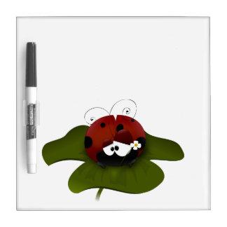 Cute Ladybug Dry Erase Whiteboards
