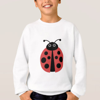 Cute Ladybug Sweatshirt