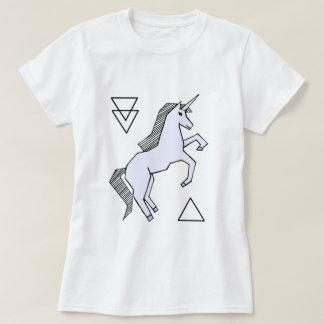 Cute Lavender Purple Unicorn T-Shirt
