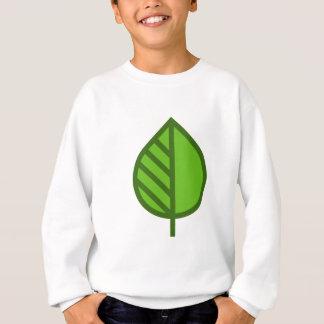 Cute Leaf Sweatshirt