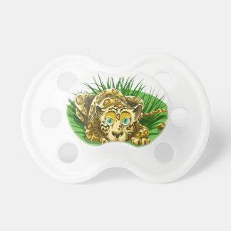 Cute Leopard Pacifier