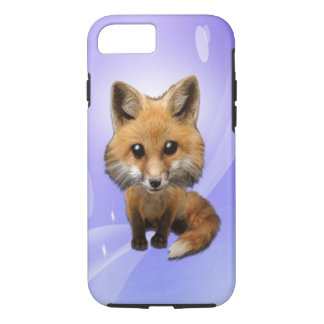 Cute lil Fox iPhone 8/7 Case