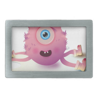 Cute Lil monster Belt Buckle