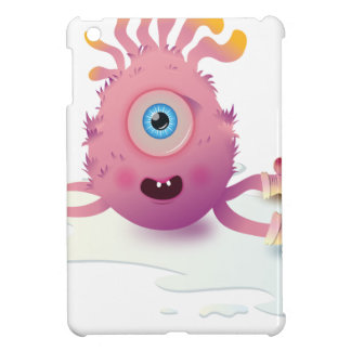 Cute Lil monster Case For The iPad Mini