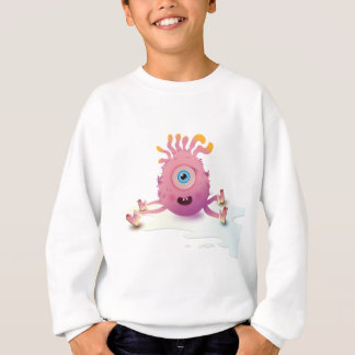 Cute Lil monster Sweatshirt