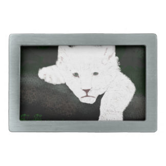 cute lion belt buckle