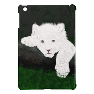 cute lion iPad mini covers