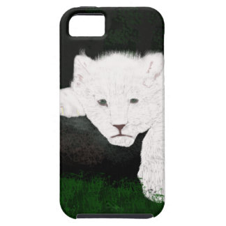 cute lion iPhone 5 covers