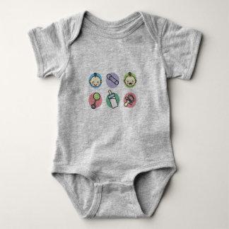 Cute Litte Baby Times Jersey Bodysuit