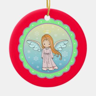 Cute Little Angel Ornament