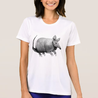 Cute Little Armadillo from Texas - Glaze T-Shirt